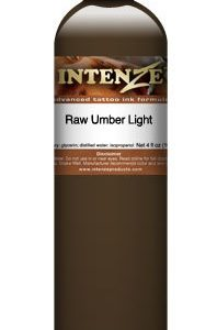 Raw umber light