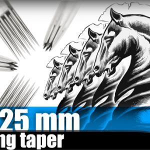 RS LONG TAPER 0.25