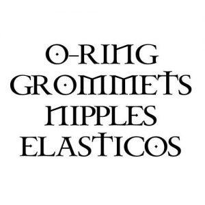 ELASTICOS - GOMAS